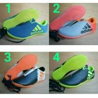 Sepatu Adidas Futsal Anak Size 33-37 Style Fashion Cowok Murah Sport