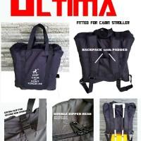 Ultima yoyo backpack stroller bag untuk cabin stroller