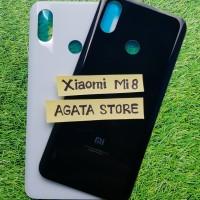 Casing Belakang Xiaomi Mi 8 Original Back Door / Cover Mi8 Ori