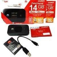 Modem Huawei Mifi 5577 4G Lte
