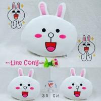 Bantal karakter line cony premium