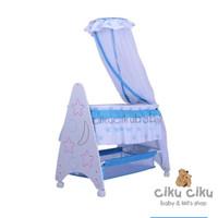 Baby Elle 161 R Craddle Swing / box bayi