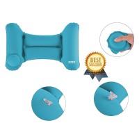 Romix Bantal Leher Mobil Travel Inflatable Car Pillow - RH35