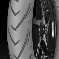 Ban Luar Corsa 80/80-14 Platinum R26 Tubeless (Bonus Pentil Tubeless)