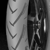Ban Luar Corsa 90/80-14 Platinum R26 Tubeless (Bonus Pentil Tubeless)