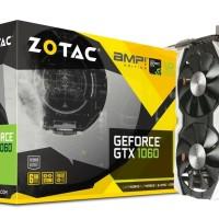 VGA GTX 1060 6GB DDR5 AMP! Plus merk Zotac Nvidia GeForce