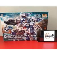 HG Build Divers Seravee Scheherazade Gundam Ori Gunpla Bandai Murah
