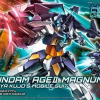 HG 1/144 001 Age II Magnum Original Gunpla Bandai Murah