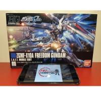 HG 1/144 Freedom Gundam Original Gunpla Bandai Murah