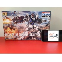 HG 1/144 RX 78 01 N Local Type Gundam Original Gunpla Bandai Murah