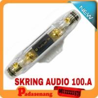 box sekring 100 ampere/fuse box skring audio/box skring mobil+++......