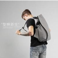 Tas Original Classic Business Backpack Xiaomi Laptop Ransel - Perak