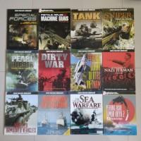 Angkasa Edisi koleksi & Edisi Khusus - Commando War Machine Series