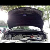Grand Livina X Gear 2008 peredam hitam Vtech kap mesin