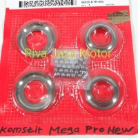 Komstir Megapro Monoshock Verza Cb150r Cbr150 Sonic 150 Original Honda