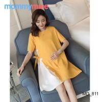 Mommymine Baju Hamil / Dress Hamil Impor (MD_811)
