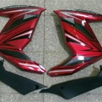 Half Fairing Z250 Sayap Samping Aksesoris Motor Yamaha Vixion