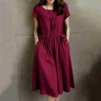 Baju Dress wanita Elfie