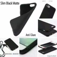 Case Slim Black matte Oppo A39|A57