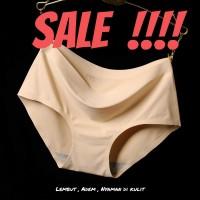 [PROMO] GROSIR Celana Dalam Wanita Seamless Tanpa jahitan