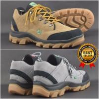 Pre Order Sepatu Low Safety Boots Pria Big Size Kickers Goretex Hiking