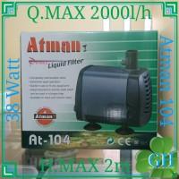 Pompa Kolam/Aquarium Atman At-104, Celup, Air Tawar/Laut, Water Pump