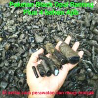 BLACK OPAL RANTING SEMPUR 1/2kg + 4 BAHAN BATU AJIB HIGH QUALITY