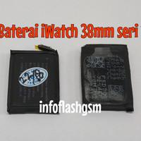 Baterai Apple Watch iWatch 38 mm Series Seri 1 A1578 Original
