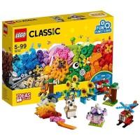 LEGO Classic - 10712 Bricks and Gears Building Kid Toy Basic Creative