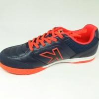 New Sepatu Futsal Kelme Original Land Precision Navy/Red New 2018