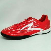 New Sepatu Futsal Specs Accelerator Lightspeed In Red White