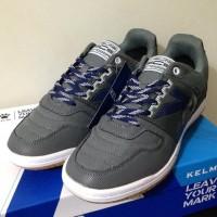 New Sepatu Futsal Kelme Intense Dark Grey 55781-702 Original Bnib
