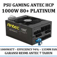 PSU Gaming Antec High Current Pro 1000W - 80+ Platinum Certified