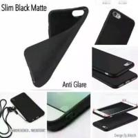 Case Slim Black matte Xiaomi Redmi 5 plus