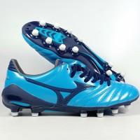Sepatu Bola Mizuno Morelia Neo II Blue Atoll Replika