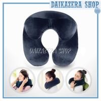 Bantal Travel Leher U-Shape Neck Pillow Portable
