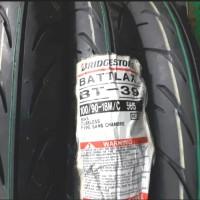 Ban Bridgestone Battlax 100/90-18 BT39SS Rear Rx King RXK Belakang