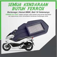 Filter Udara Ferrox PCX 150 CBU Honda 1 Set ORIGINAL FERROX