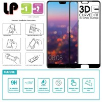 LP Full 3D Tempered Glass Huawei P20 Pro