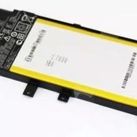 Baterai Asus X455, X455L, X455LA, X455LD CN21N1401 Original