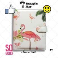 Binder Planner Flaminggo Flamingo Bird - Kecil