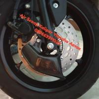 Air Scoop Kaliper Carbon Kevlar Yamaha Aerox 155