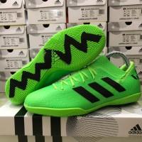 sepatu futsal adidas nemeziz messi 18.3 hijau ic grade ori import