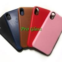 C205 Iphone XR Original Premium Apple Leather Case / Hard Case Kulit