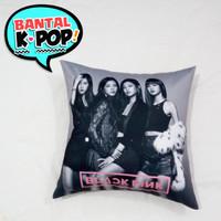 Bantal K-Pop BLACKPINK - Tema Monochrome - Size 40x40cm