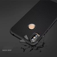 Shockproof Anti Slip Slim Black Matte Case Samsung A8 2018