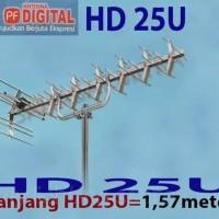 antena pf digital hdu 25 very high gain antena digital pf hdu25