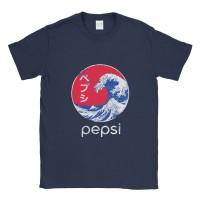 Baju Kaos Tshirt Pepsi In Japan