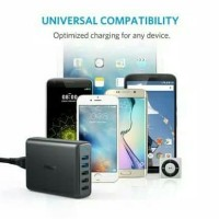 angker powerport speed 5 with dual quick charge 3.0 ports a2054