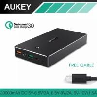 pb angker quick charger 20000mah